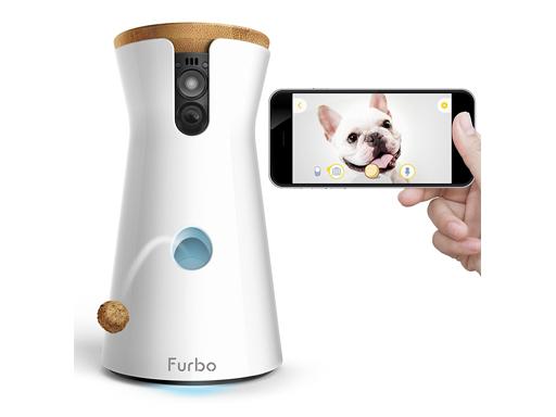 Furboカメラは犬の為の遊びがある
